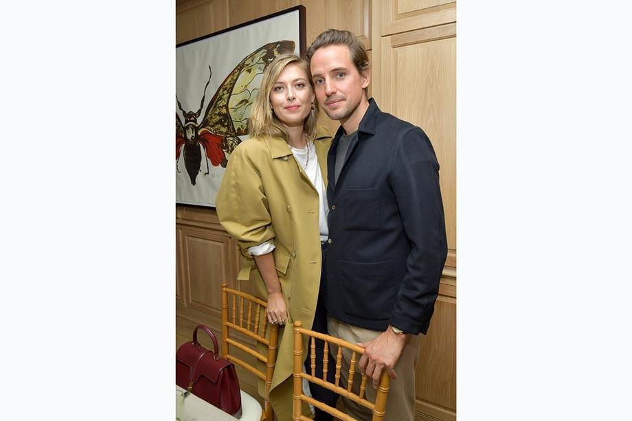Мария Шарапова выходит замуж, что нужно знать о её женихе – британском миллионере Александре Гилксе