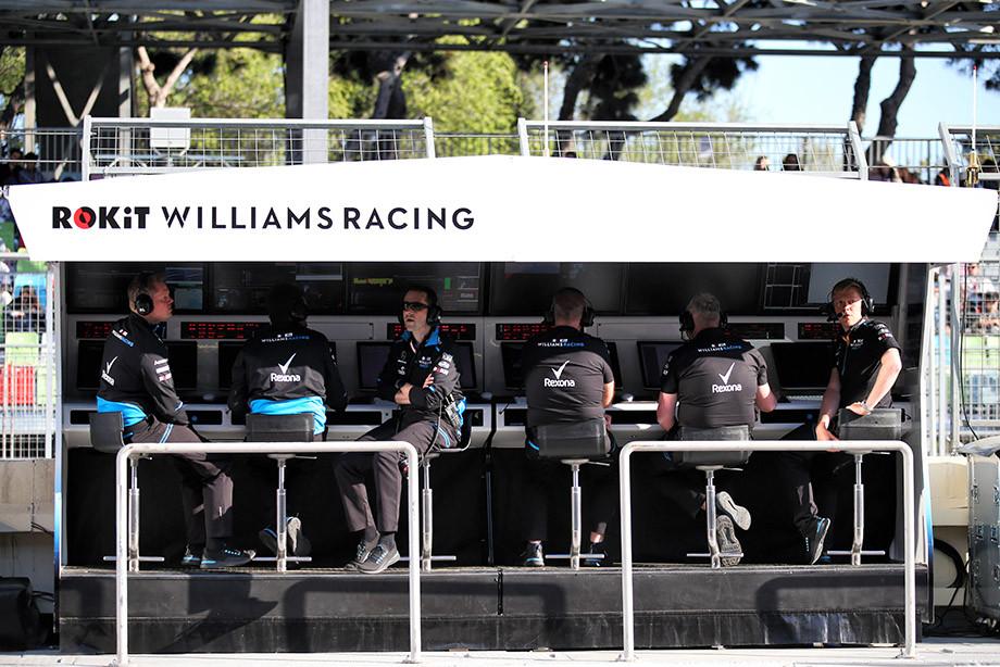 Как устроены боксы команды Формулы-1. Объясняем на примере «Уильямса»