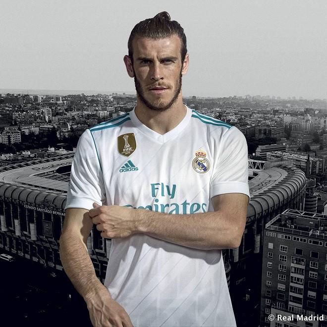 «Реал» представил домашний и выездной комплект формы на сезон-2017/18
