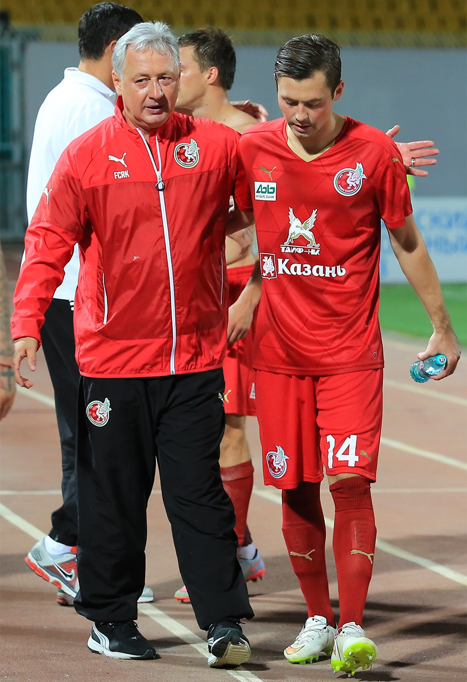 Ринат и Динияр Билялетдиновы