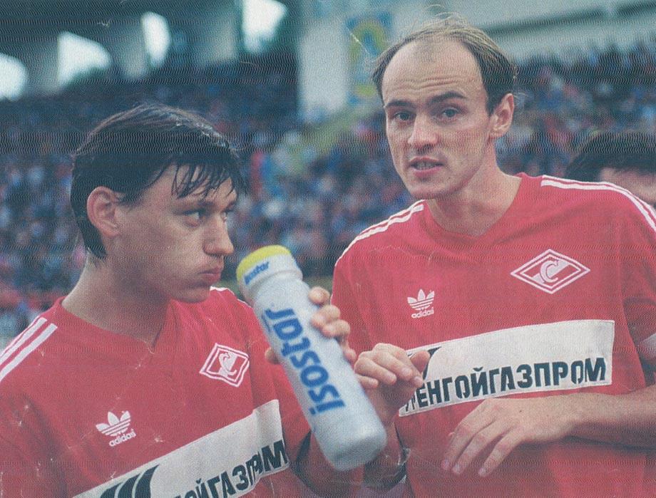 Как Цымбаларь и Мамедов в 1990-е пропали на три дня. Их искал весь «Спартак»