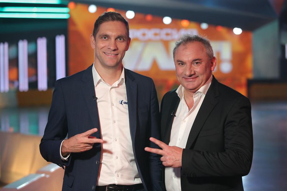 Виталий Петров и Николай Фоменко