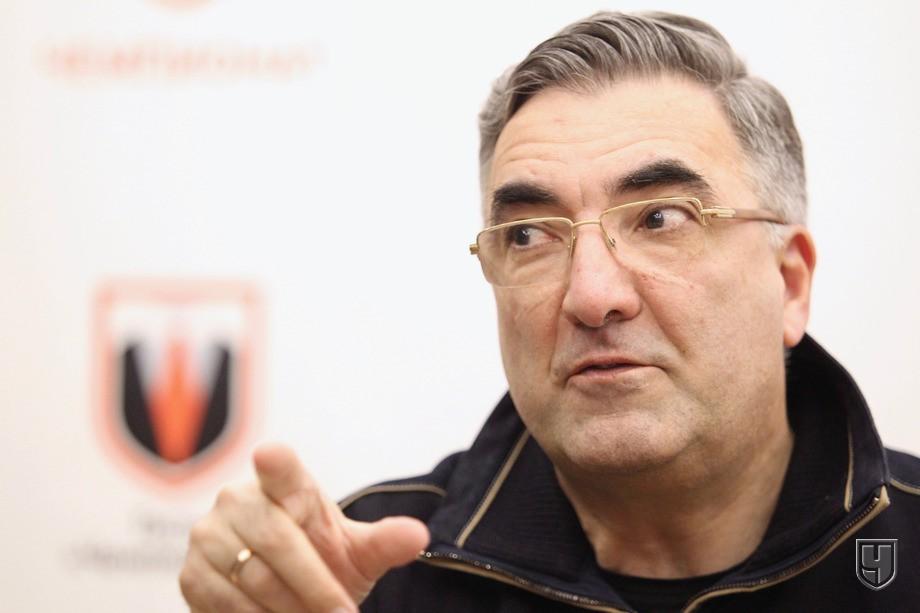 Леонид Вайсфельд в гостях у «Чемпионата»
