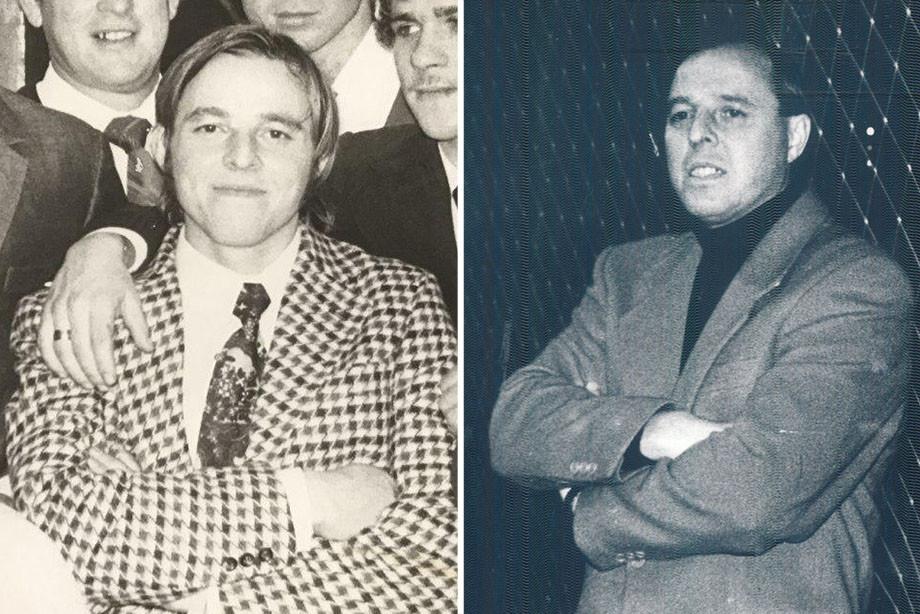 Топ-тренеры России 1990-х: как они выглядели игроками. Фото с разницей в 20-30 лет