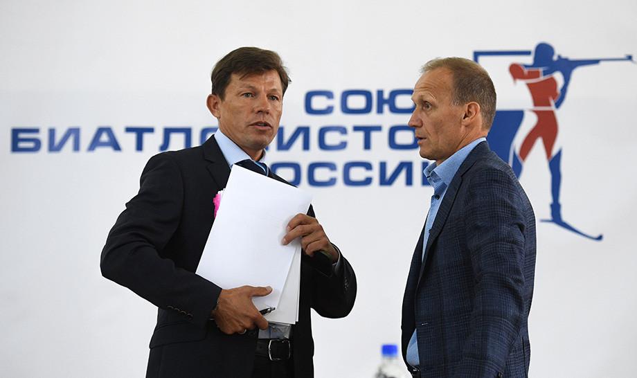 Самые яркие и эмоциональные победы сборной России по биатлону в эстафетах в истории