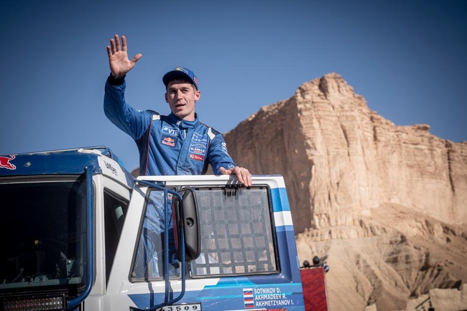 Сможет ли «КАМАЗ-мастер» прорваться на «Дакар» и что скрывают конкуренты? Главные ответы