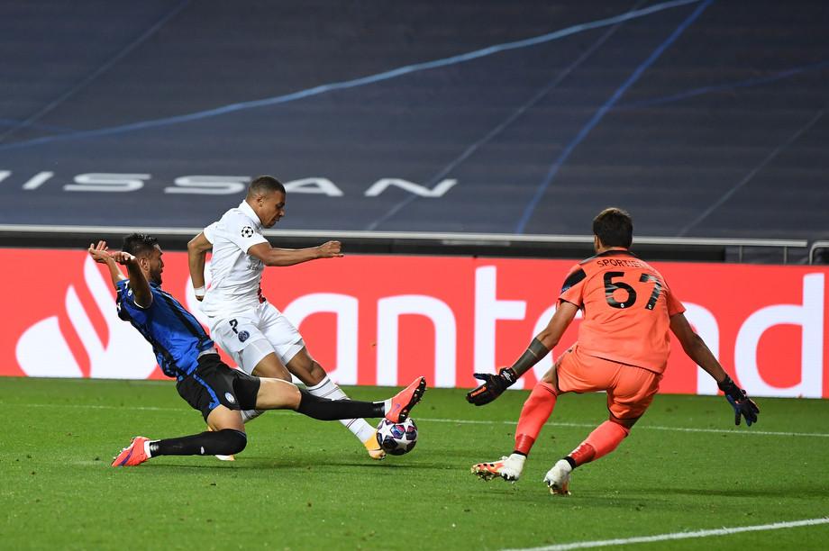 «Аталанта» — «ПСЖ» — 1:2, Лига чемпионов, финты Неймара, обзор матча