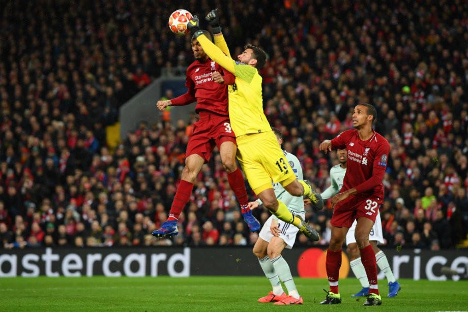 «Ливерпуль» — «Бавария» — 0:0. Как это было