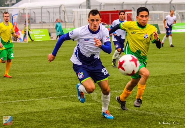 Российские студенты разгромили сборную Азии на Межконтинентальном турнире в Сочи