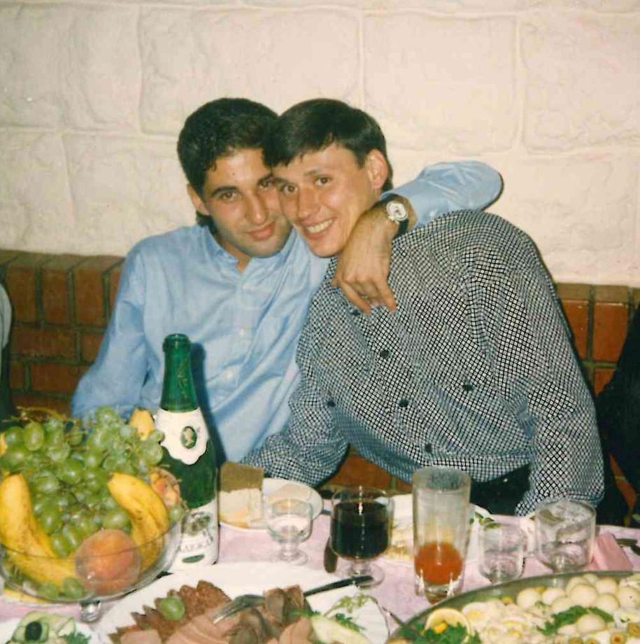 Рамиз Мамедов и Илья Цымбаларь