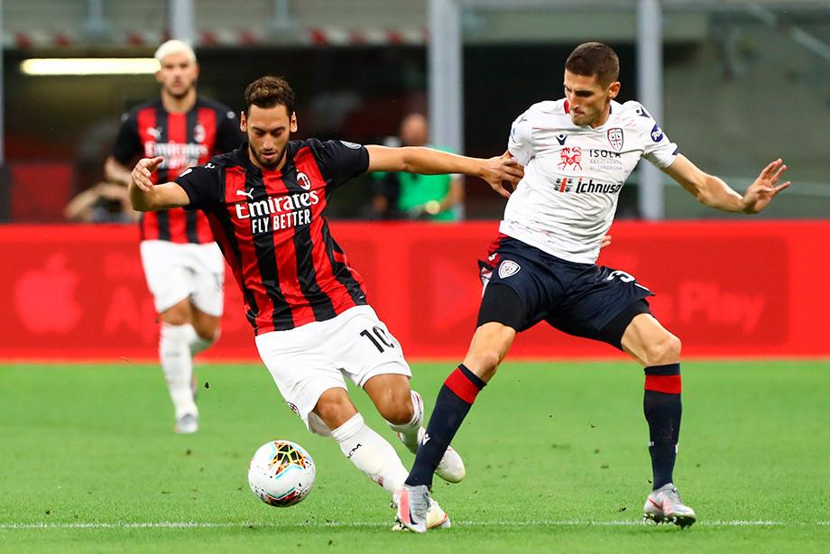 Первое место «Милана» — не случайность. Мальдини собрал крепкий состав, а Златан – феномен