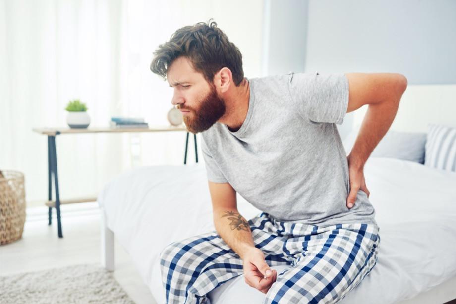 Как избавиться от боли в спине и суставах после рабочего дня? Упражнения от фитнес-тренера