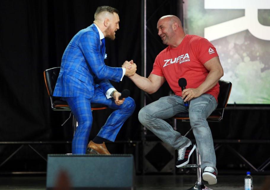 Несносный босс. Президент UFC снова поссорился с бойцом