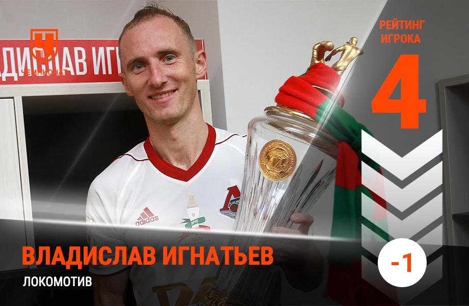Владислав Игнатьев, «Локомотив»