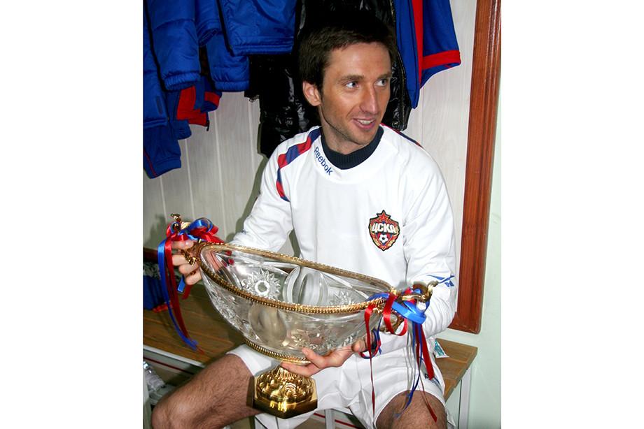 «Интер» был машиной. А нам не хватило Вагнера». 10 лет четвертьфиналу ЦСКА в ЛЧ