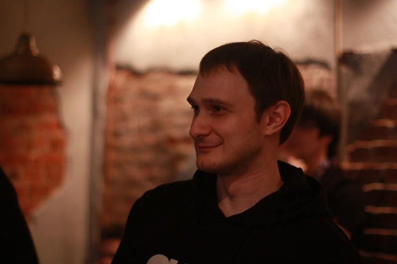 Владелец Team Just Alpha Александр Брыков