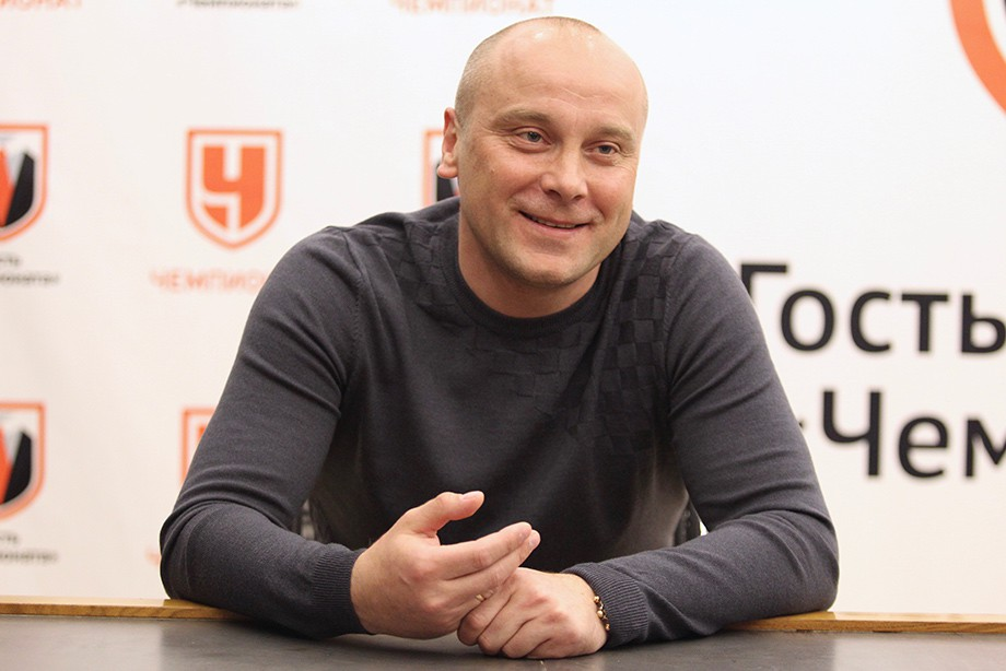 Дмитрий Хохлов в гостях у «Чемпионата»