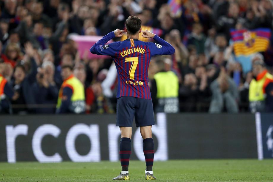 Коутинью проваливал сезон в «Барселоне», но сейчас он ей необходим