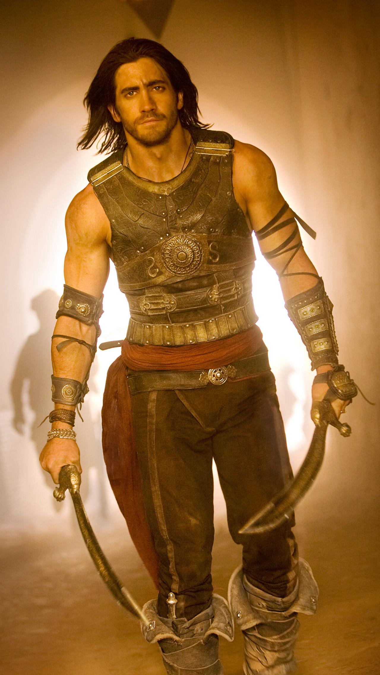 «Принц Персии» (2010) – по игре Prince of Persia: The Sands of Time