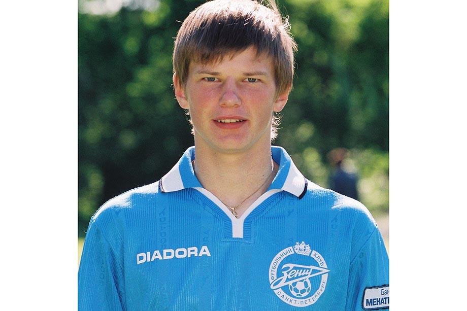 «В команду попал только с третьей попытки». 20 лет назад Аршавин дебютировал в «Зените»