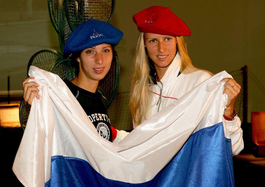 Светлана Кузнецова и Елена Дементьева в русском финале US Open-2004, фото, видео