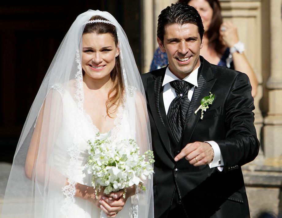 ازدواج Gianluigi بوفون