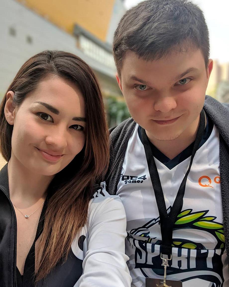 Патра Каднесс и Владислав SilverName Синотов