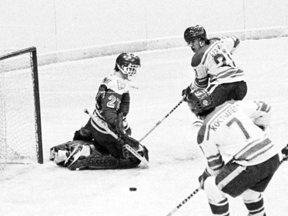 Каким хоккеистом был Валерий Брагин