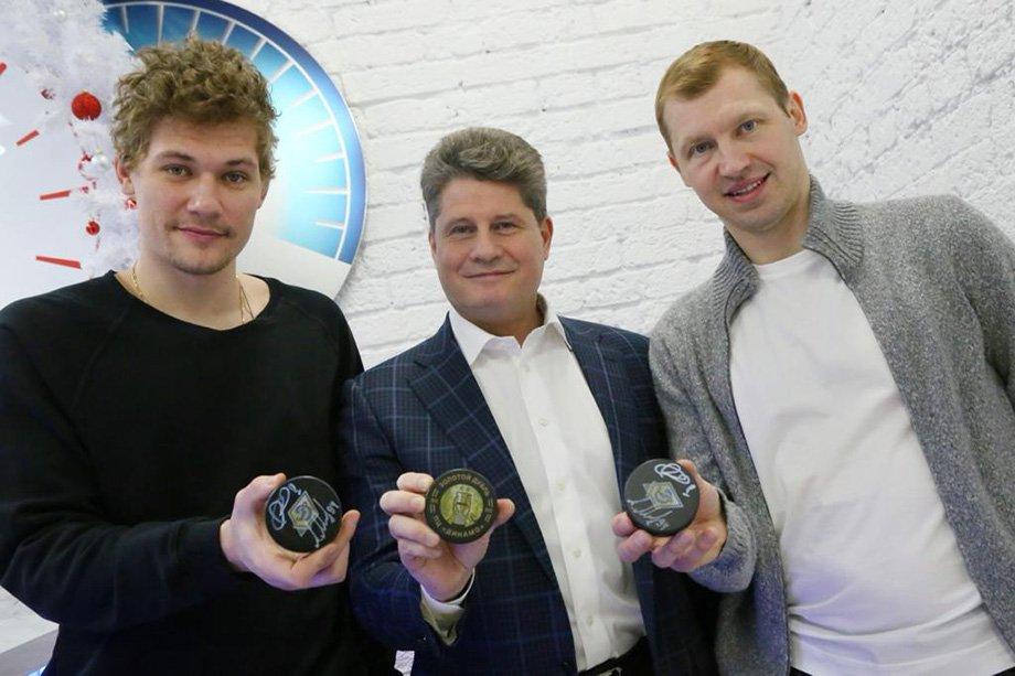 Интервью с Михаилом Тюркиным — о возвращении в «Динамо», игре команды Алексея Кудашова и сохранении истории хоккея