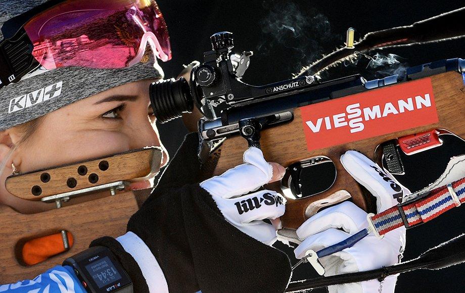 Российская биатлонистка Маргарита Васильева пожаловалась на низкую зарплату — реакция болельщиков