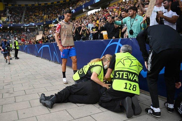 Роналду снова забил! А «Манчестер Юнайтед» проиграл из-за Лингарда