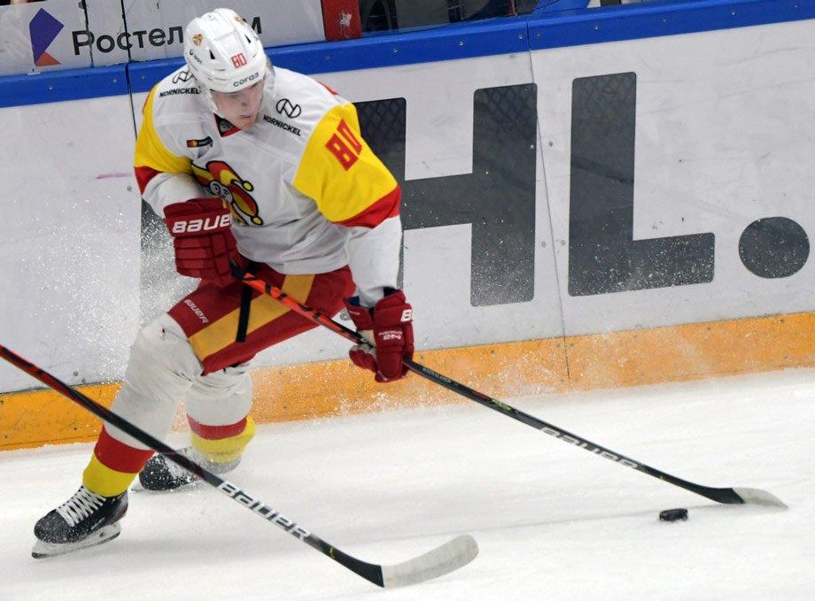 Что происходит в КХЛ, грубые ошибки Бобкова, слабая игра Грубеца, обмен «Динамо» и «Йокерита»