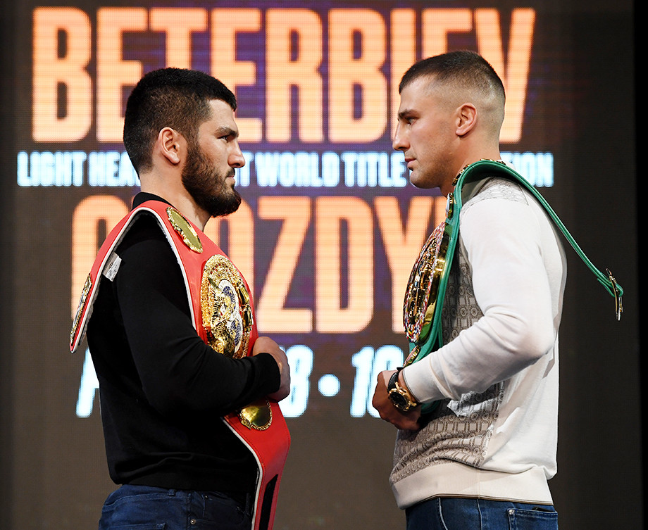 Артур Бетербиев – Адам Дейнес, превью к поединку за титулы WBC, IBF. 20.03.2021