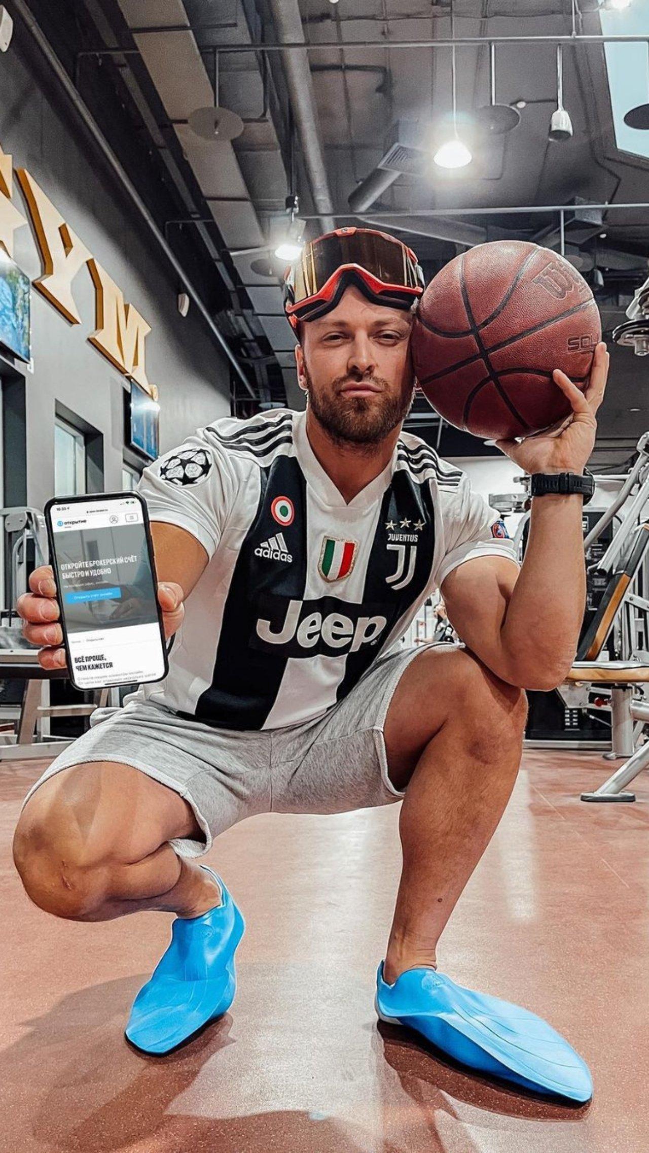 Интересные аккаунты про спорт, которые уже добились популярности в TikTok