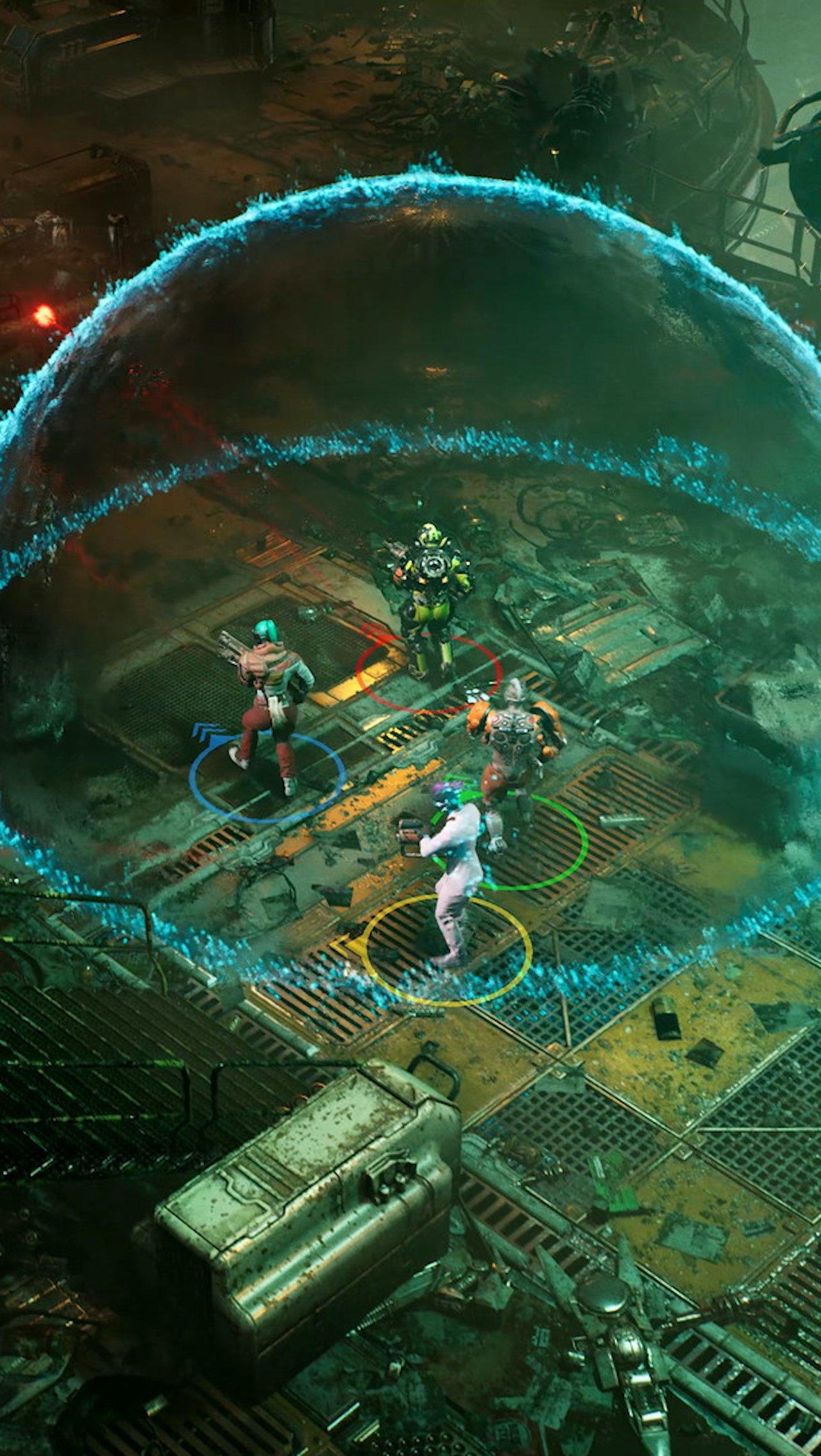 The Ascent (экшен-RPG): ПК, Xbox One, X/S