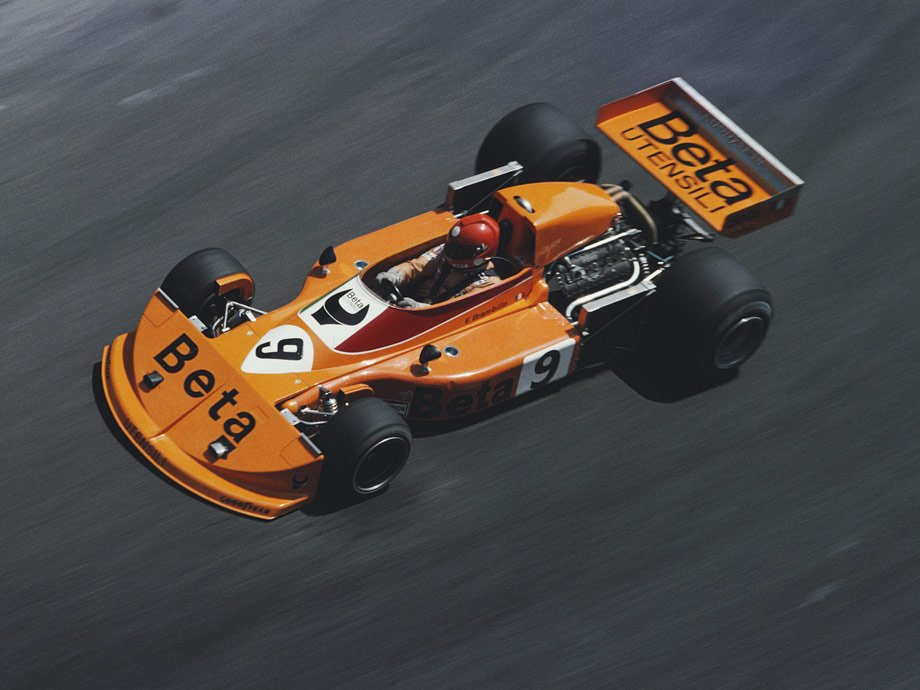 Витторио Брамбилла в Формуле-1: победа в Австрии, мошенничество в квалификации и авария Петерсона