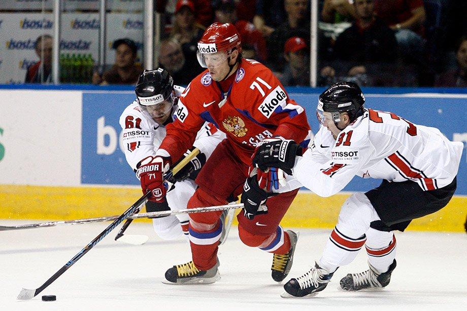 История хоккейных чемпионатов мира, Ковальчук и первое за 15 лет золото сборной России