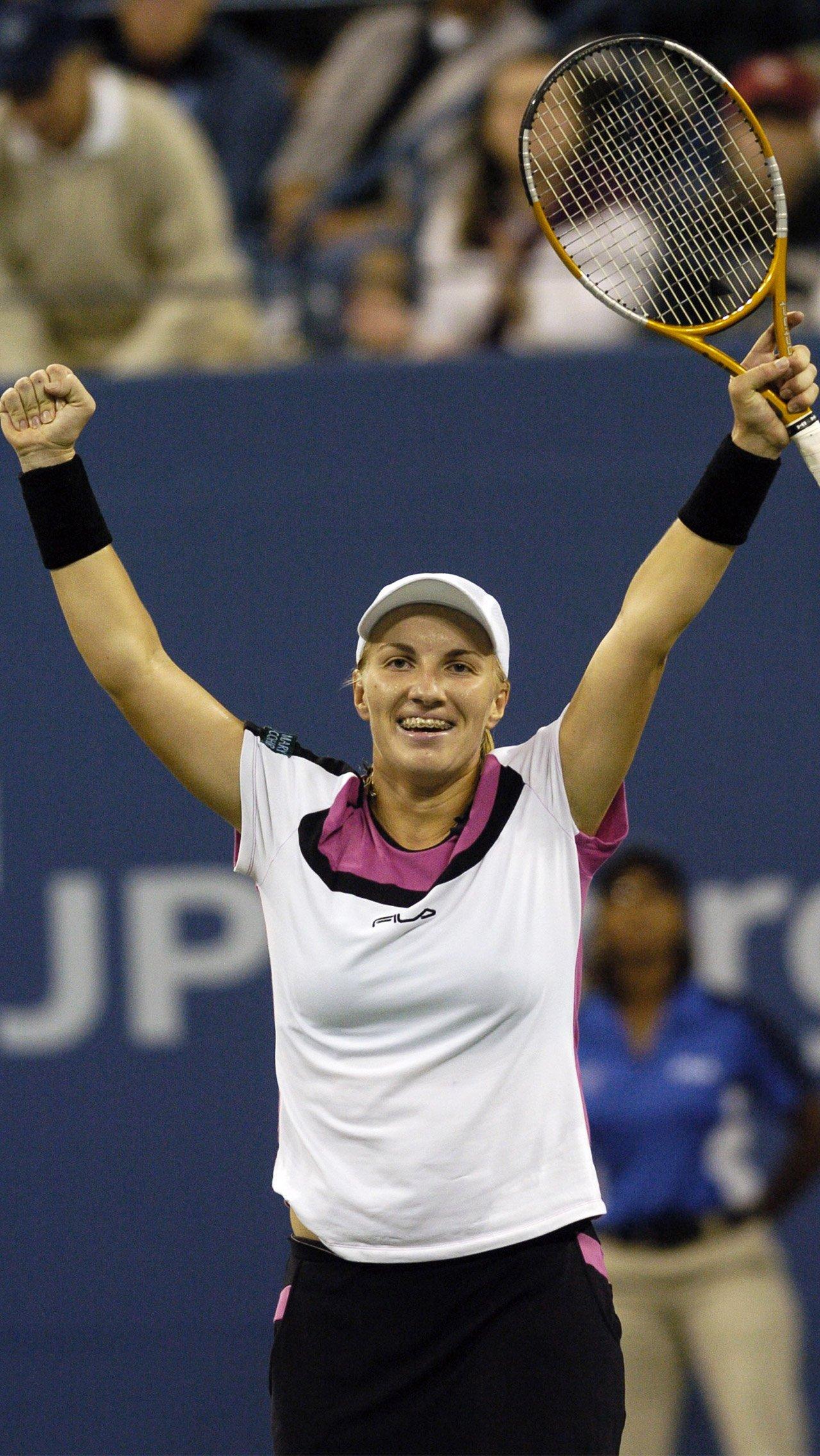 Победила 19-летняя Светлана Кузнецова – 6:3, 7:5.