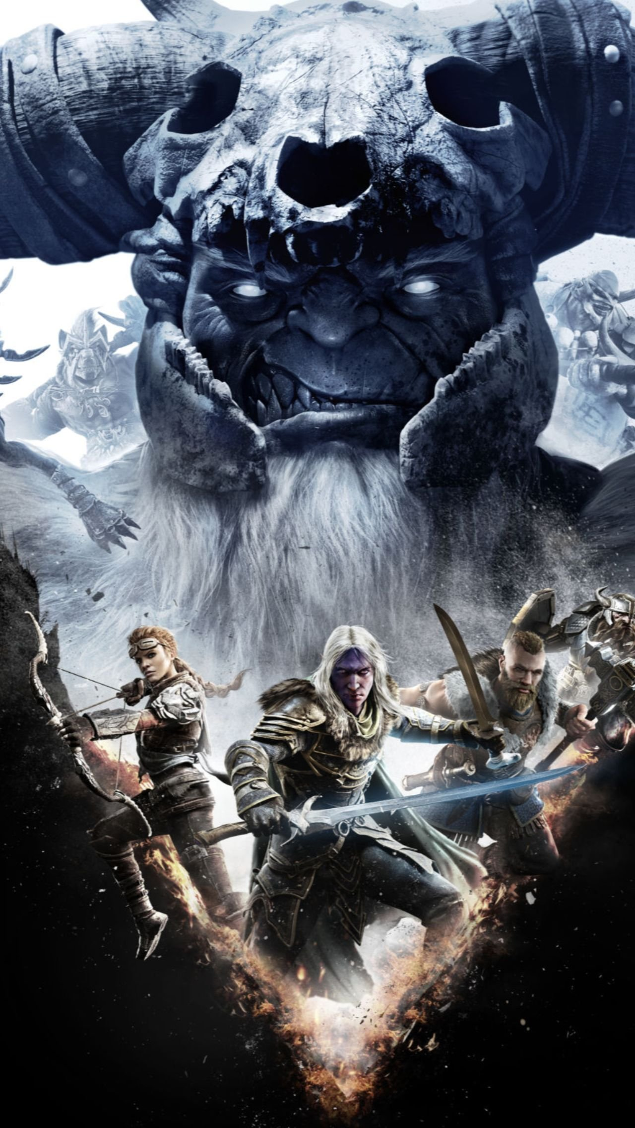 Dark Alliance (22 июня на ПК, PS4, PS5, Xbox One, Xbox Series)