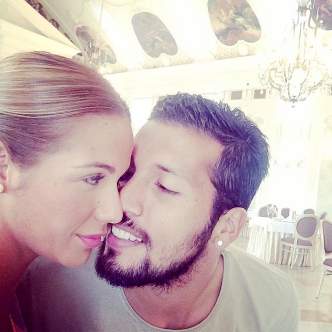 С женой / Фото из «Инстаграма» Тамары Горро