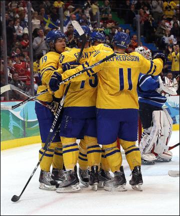 Шведы сломались
