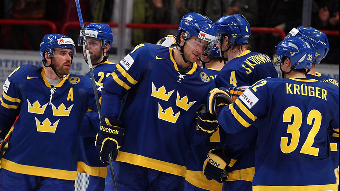 Но шведские болельщики выиграли