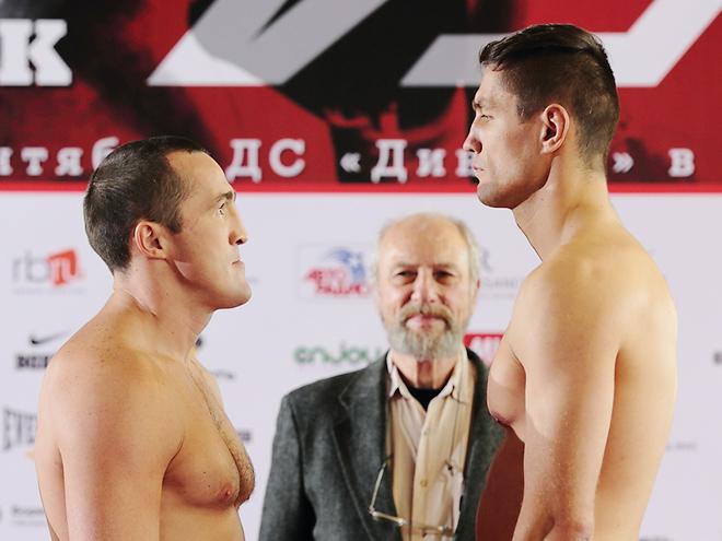 Денис Лебедев и Павел Колоджей