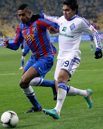 Дуду — отличный футболист, с хорошей скоростью