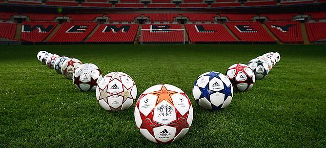 Презентация официального мяча финала Лиги чемпионов сезона-2010/11