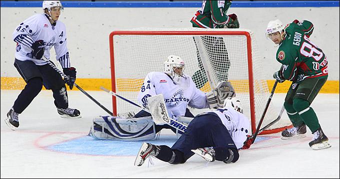 Соколов: Важно, чтобы молодой игрок получал много игрового времени, тогда это колоссальная польза