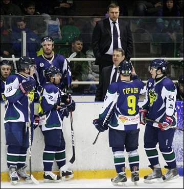Андрей Никишов и его команда