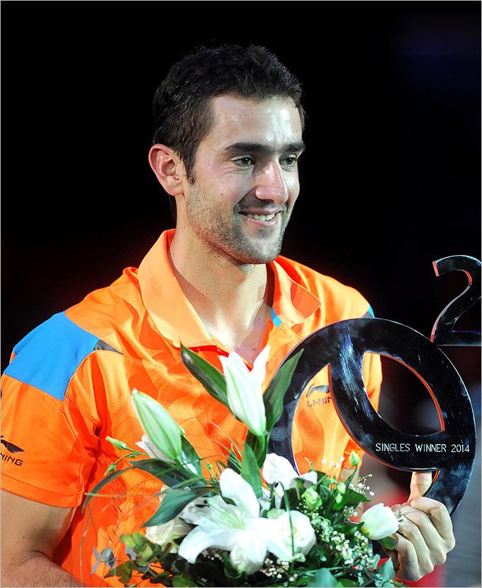 Чилич защитил титул в Загребе