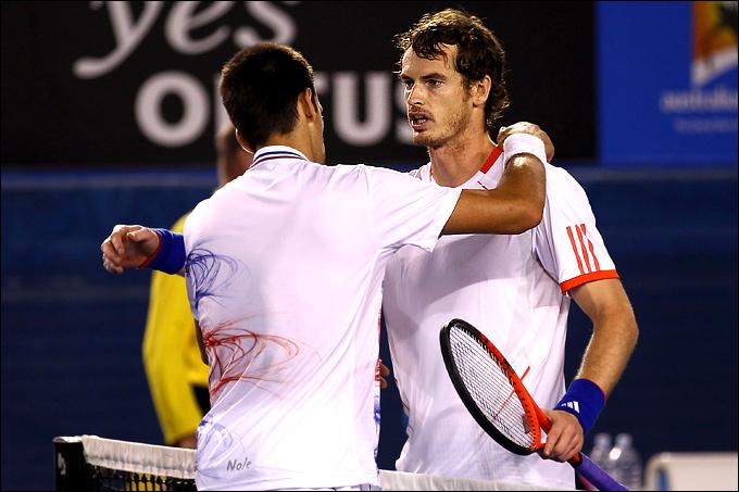 Australian Open. Полуфинал. Джокович — Маррей