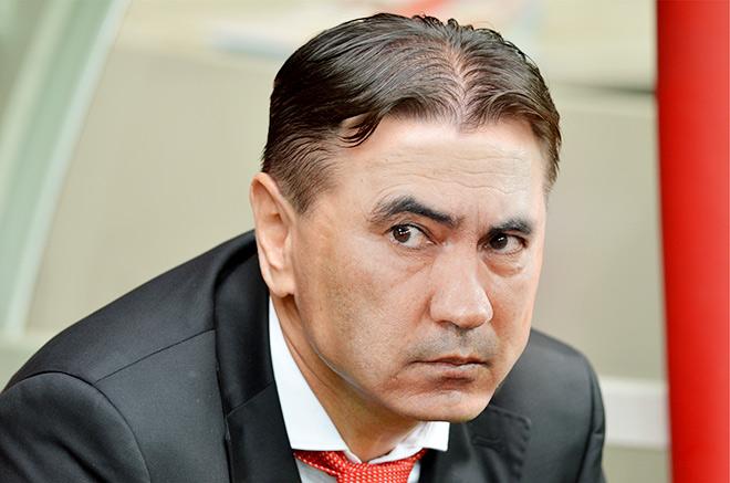 Дмитрий Аленичев и Курбан Бердыев